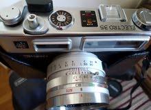 كاميرا ياشيكا الترو 35