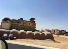 للبيع ارض من المالك مباشرة طريق مصر اسماعلية الاقليمى