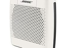 Bose soundlink colour white