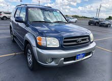 20,000 - 29,999 km Toyota Sequoia 2004 for sale