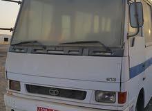 خمسة باصات تاتا من موديل 2006 إلى 2008