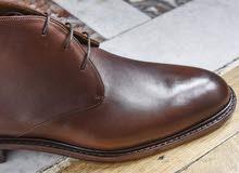 حذاء فرنسي   مبطن    النمر من 40  -45