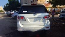 للبيع سيارة تويوتا فورشنر 2013 نظيفة