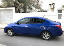Nissan Versa 2012 for sale in Sharjah