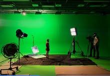 خدمات إنتاج المحتوى والتصوير مجانا للمحترف
