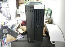 DELL PRECISION T5810 V4 رمات : 16 جيجا DDR4 ECC هارد :500 جيجا فرز اول