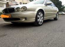 Jaguar X-Type 2006 For sale - Gold color