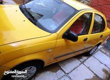 Yellow SAIPA Tiba 2016 for sale