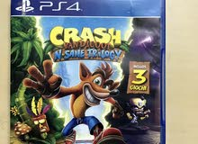 CRASH BANDICOOT - PS4 used game