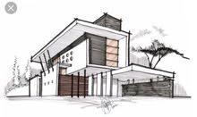 تعليم الرسم المعماري و الهندسي و الرسم الحر باليد باحترافية عالية