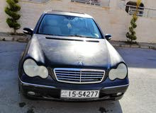 Automatic Blue Mercedes Benz 2003 for sale
