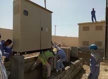 مختصون في جميع الأعمال الكهربائية للمشاريع