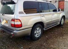 Gasoline Fuel/Power   Toyota Land Cruiser 2004