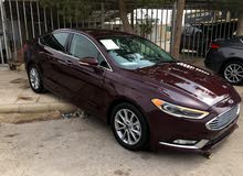 Gasoline Fuel/Power   Ford Fusion 2017