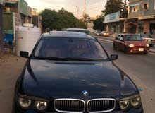 BMW 740 made in 2008 for sale