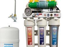 فلاتر مياه +تنظيف خزانات