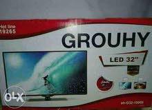 جروهي 32 بوصة متبرشم LED full HD