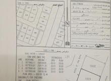 ارض للبيع في حينو على شارع 44 متر مربع ب