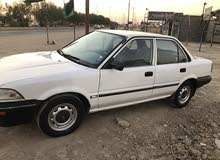 Used condition Toyota Corolla 1990 with  km mileage