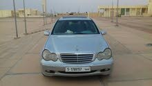 مرسيدس كمبرسرw203 c200