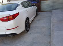 For sale Kia Optima car in Basra