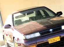 Nissan Altima 1992 For sale - Red color