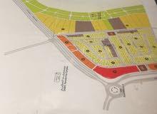 اراضي سكنية و تجارية على شارعي 60 & 80 سعود بن جلوي