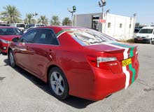 For sale 2012 Red Camry