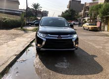 Mitsubishi Outlander 2017 For sale - Black color