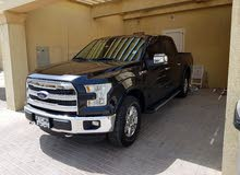 F150 Lariat 5.0 L 2017 first registration,
