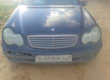 Mercedes Benz C 240 car is available for sale, the car is in Used condition