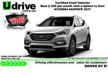 U Drive Certified Used Cars on 18 months Installments without bank