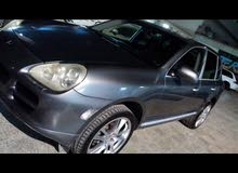 Grey Porsche Cayenne 2005 for sale