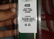 رام 4gb لم تستعمل