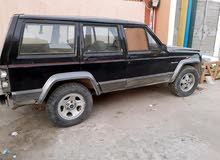 Automatic Jeep 1997 for sale - Used - Benghazi city