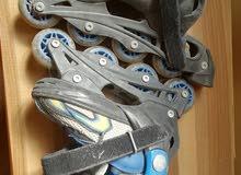 حذاء عجلات