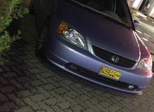 Available for sale!  km mileage Honda Civic 2003