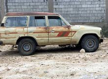 1985 Used Toyota Land Cruiser J70 for sale