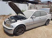 للبيع قطع غيار  BMW