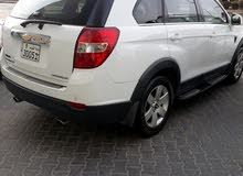 km Chevrolet Captiva 2010 for sale
