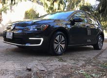 Volkswagen E-Golf car for sale 2016 in Amman city