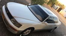 Lexus LS 1997 For sale - White color