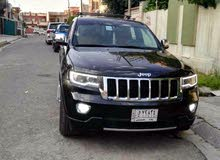 2013 Jeep in Baghdad