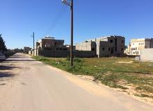 قطعة ارض للبيع منطقة فرحات العكاري بالقرب من مسجد الشريف