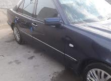 Automatic Blue Mercedes Benz 1999 for sale