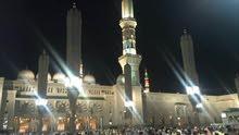 مشروع إفطار صائم   (  الطالبة يتيمة  ) داخل ساحات المسجد النبوي الشريف