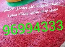 ارائدة التنظيف بالكويت