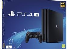 PlayStation 4 PRO (New under warranty)