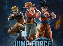 مطلوب لعبة Jump Force