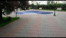 شقة للبيع مساحتها 72 متر مع مسبح